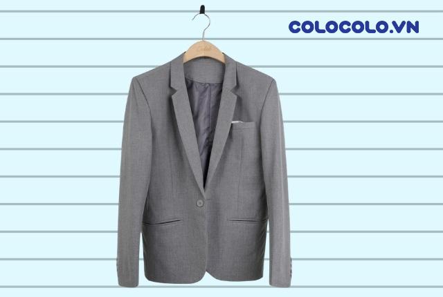 cách bảo quản áo vest