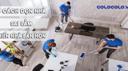 cách dọn nhà