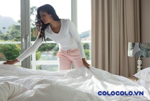 cách làm phòng ngủ thơm