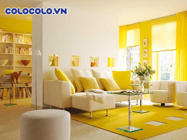 cách chọn màu thảm trải sàn