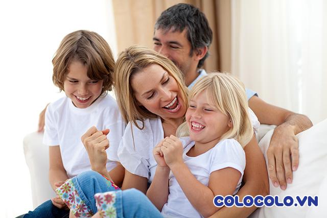 chăm sóc gia đình