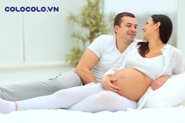 chồng nên làm gì khi vợ mang thai