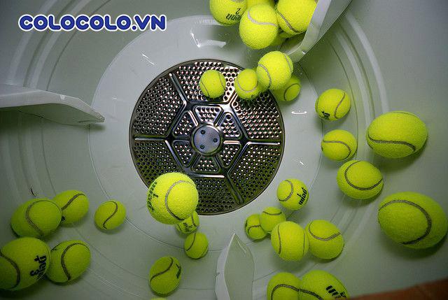 giặt ruột gối