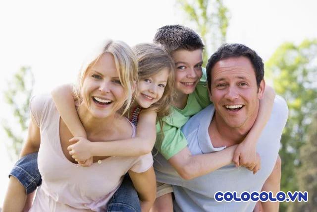 giữ gình hạnh phúc gia đình