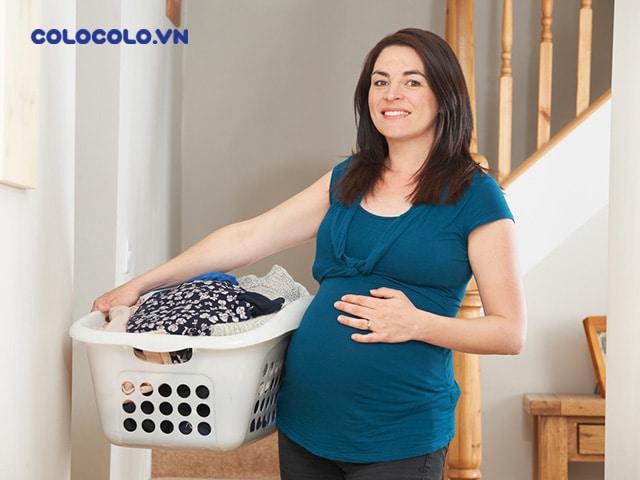 kiêng cữ khi mang thai