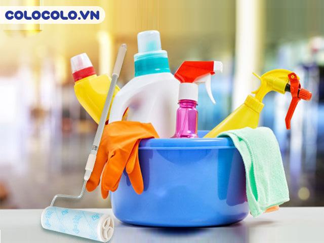 Cách giữ nhà cửa luôn sạch sẽ