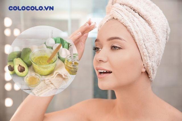 Sử dụng dưỡng chất để nuôi dưỡng tóc chắc khỏe, suôn mượt