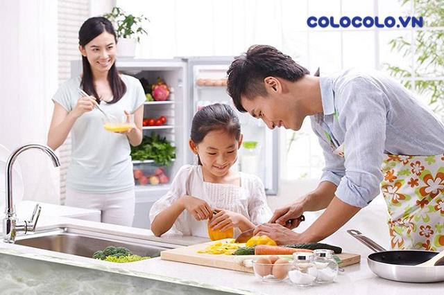 Vào bếp nấu những món ăn ngon cho gia đình khi ở nhà mùa dịch