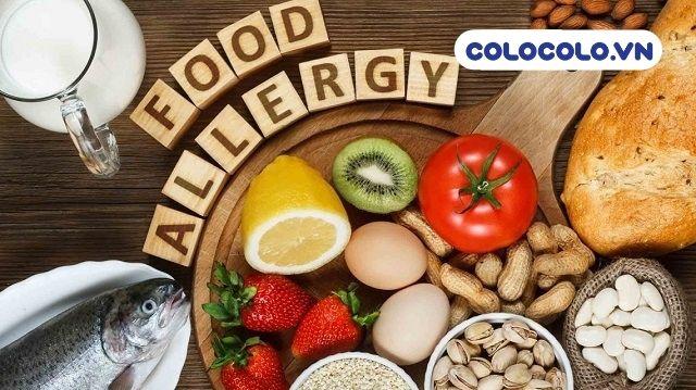 Nguyên nhân gây dị ứng đến từ một số loại thực phẩm