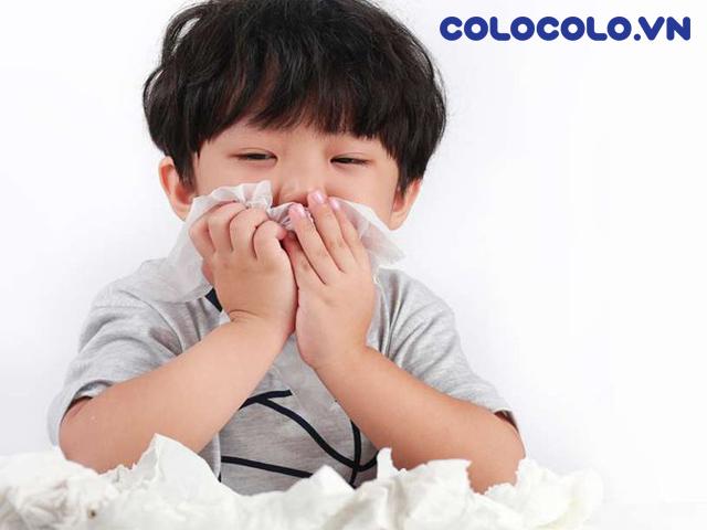 Bệnh về đường hô hấp - Bệnh thường gặp ở trẻ em