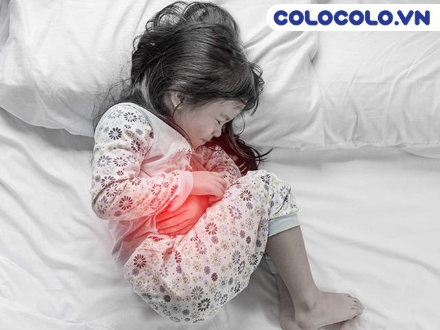 Bệnh đường ruột - Bệnh thường gặp ở trẻ em